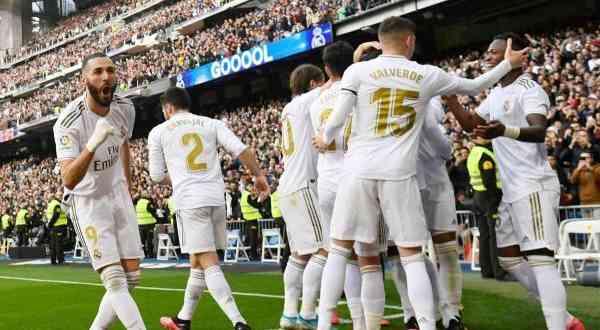 تشكيلة ريال مدريد المتوقعة في مواجهة ليفانتي