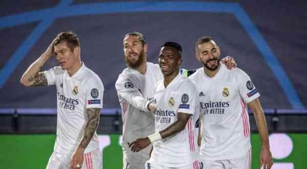 سيرجيو راموس: نحن ريال مدريد، وتهانينا لبنزيما