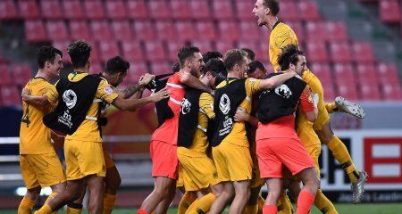 أستراليا تحقق المركز الثالث في كأس آسيا
