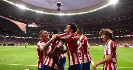 التشكيلة الرسمية لاتلتيكو مدريد في مواجهة يوفنتوس