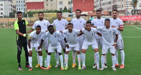 الإتحاد البيضاوي يهزم حسنية أغادير ويتوج بكأس المغرب
