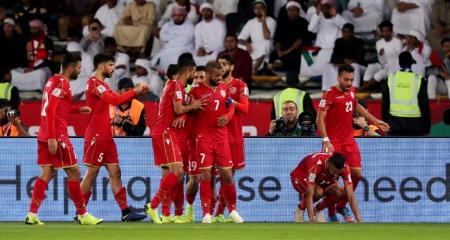 البحرين تحقق فوزاً ثميناً في تصفيات المونديال