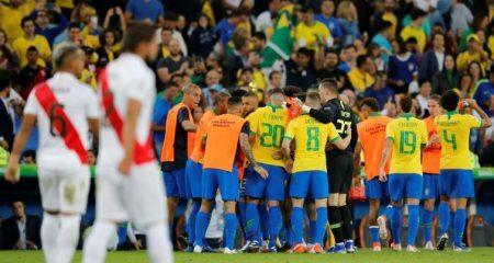البرازيل تتفادي مفاجآت بيرو وتتوج بكوبا أمريكا