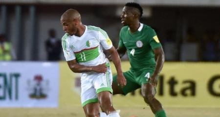 الجزائر تنهي مشوارها في التصفيات بالتعادل أمام نيجيريا