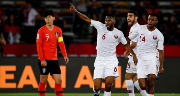 قطر تصعق كوريا الجنوبية وتتأهل لنصف نهائي كأس أسيا