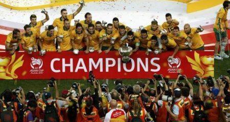 المنتخب الأسترالي يتوج بكأس أمم أسيا 2015 .
