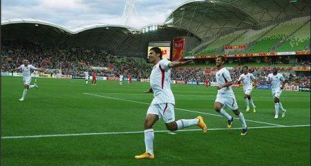 فلسطين تودّع كأس أسيا بعد الخسارة القاسية أمام الأردن .