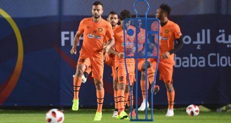 الخنيسي للمرة الثالثة في كأس العالم للأندية