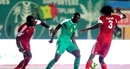 منتخب السودان يخسر أمام جنوب إفريقيا