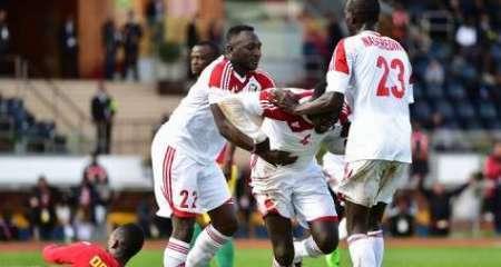 تشكيلة السودان أمام جنوب أفريقيا