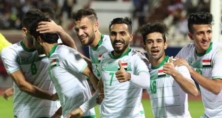 تشكيلة العراق أمام الإمارات