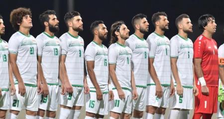 الإعلان عن قائمة العراق لبطولة غرب آسيا
