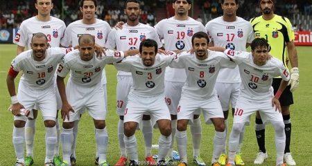 تشكيلة الكويت الرسمية لمواجهة الفيصلي