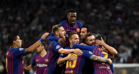 مانشستر يونايتد عينه على ثنائي برشلونة