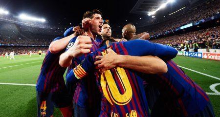 تشكيلة برشلونة الرسمية أمام فالنسيا