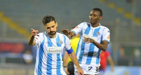 بيراميدز يتغلب على المصري ويتأهل رسميًا لربع النهائي