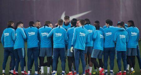 نهائي الكأس قد يكون اللقاء الأخير لـ 9 لاعبين من برشلونة