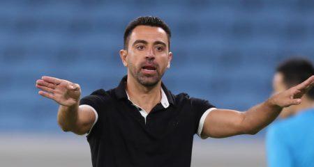 تشافي يرفض تدريب برشلونة !