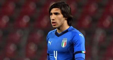 7 أندية تتنافس على لاعب منتخب إيطاليا الشاب