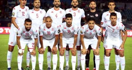 التشكيلة الرسمية لمباراة تونس وليبيا
