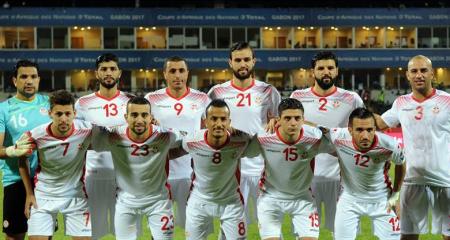 التشكيلة الرسمية لتونس أمام موريتانيا