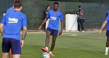 يوفنتوس تواصل مع برشلونة من أجل ديمبيلي