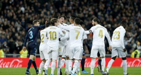 ريال مدريد يحقق رقمًا تاريخيًا في الليجا