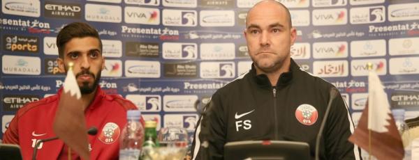 سانشيز : نحن أمام أهم مباراة في تاريخ الكرة القطرية