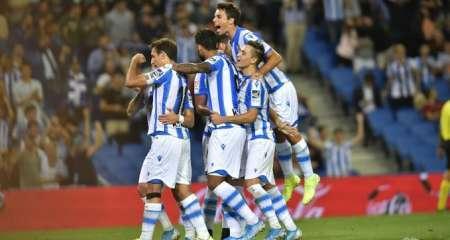 تشكيلة ريال سوسيداد أمام ميرانديس