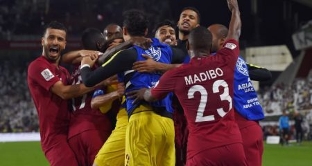تشكيلة قطر الرسمية لنهائي كأس أمم آسيا