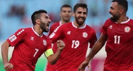 لبنان يتغلب على سوريا في غرب آسيا