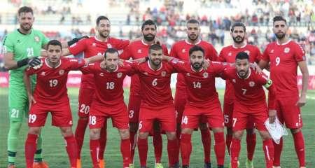 لبنان يخسر في أول مبارياته في التصفيات