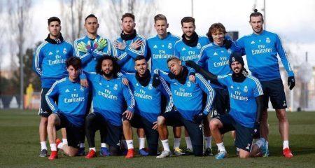 لاعب ريال مدريد سينتقل لروما في حالة واحدة