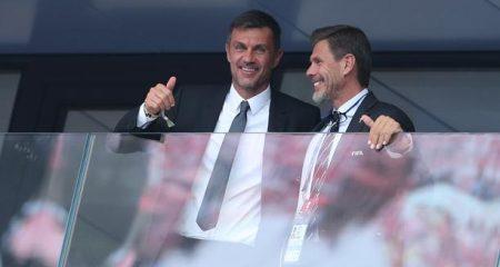 المدير الرياضي لميلان يطير الى مدريد