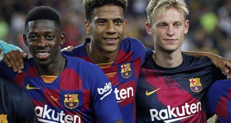 برشلونة يتفق مع ليفركوزن على بيع لاعبه