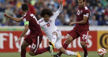 توقيت مباراة قطر والإمارات والقنوات الناقلة والمعلقين