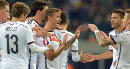 ألمانيا تهزم جورجيا وتتأهل الى نهائيات يورو 2016