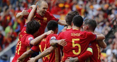 5 غيابات بارزة عن قائمة إسبانيا النهائية للمونديال