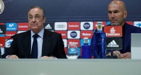 ريال مدريد يحدد بدلاء زين الدين زيدان