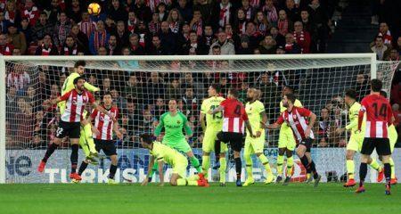 برشلونة يستهل حملة الدفاع عن لقبه أمام أتليتك بيلباو