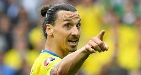 مدرب السويد يوضح حقيقة عودة إبراهيموفيتش