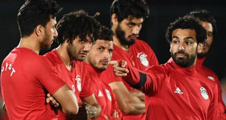 مصر تفشل في ثاني مبارياتها بالتصفيات