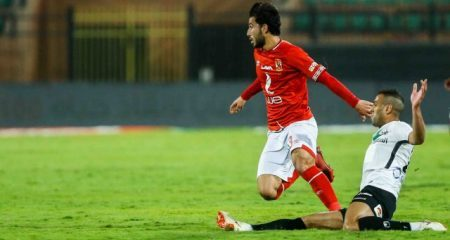 حمدي فتحي: سنلعب من أجل الفوز على الهلال