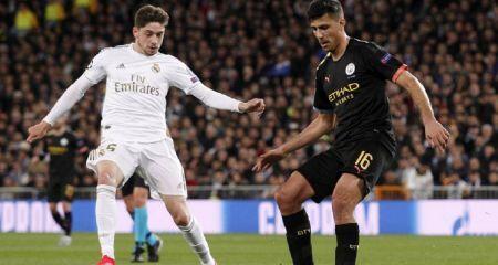 إقامة مباراة مانشستر سيتي وريال مدريد في الإتحاد مهددة