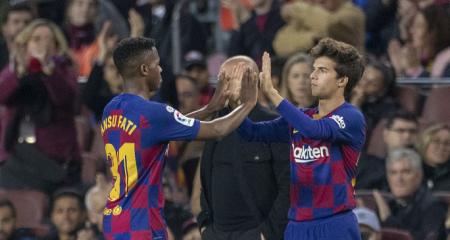 برشلونة يسير على خطى ريال مدريد