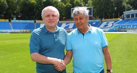بعد 4 أيام من التوقيع معه .. لوتشيسكو يستقيل من تدريب دينامو كييف