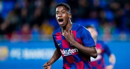 برشلونة يرفض عرض ألماني للاعبه