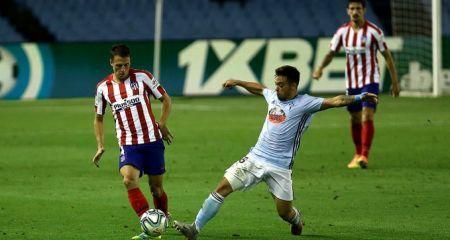 أتليتكو مدريد يكتفي بالتعادل مع سيلتا فيجو