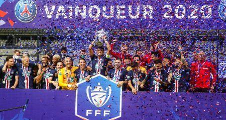 رسمياً - باريس سان جيرمان يتوج بكأس فرنسا