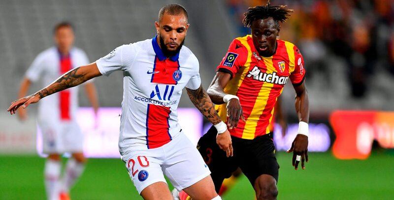 لانس يعاقب باريس سان جيرمان في الدوري الفرنسي